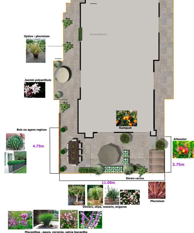 paysagiste cr ateur de balcons terrasses. Black Bedroom Furniture Sets. Home Design Ideas