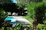 Villa, Nice, Jardin